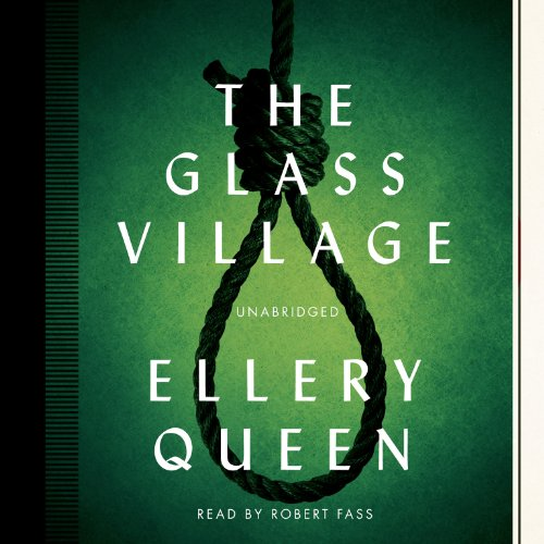 The Glass Village copertina