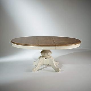 Robin des bois - Table Extensible 8 à 10 Couverts, Blanche, AMBOISE