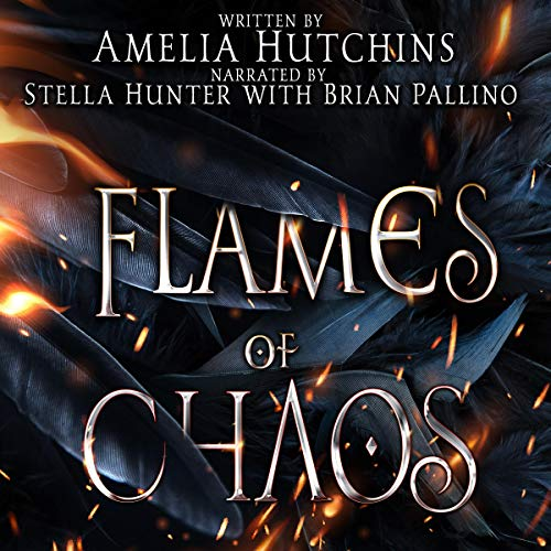 Page de couverture de Flames of Chaos