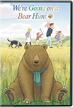 DVD We're Going on a Bear Hunt Book