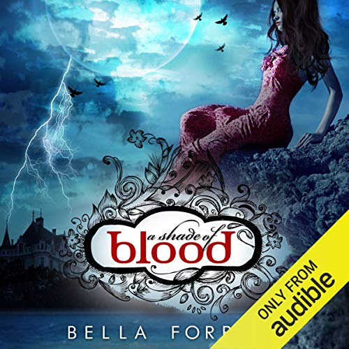 A Shade of Vampire 2: A Shade of Blood audiobook cover art