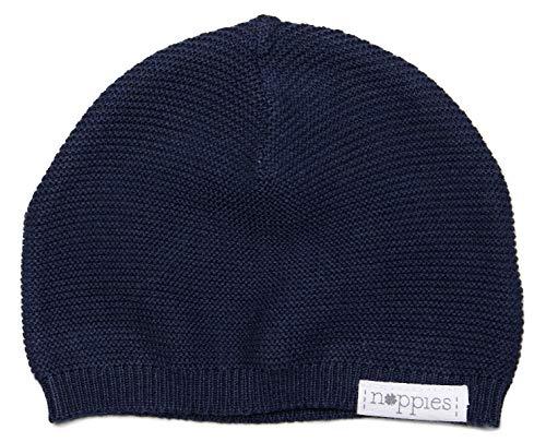 Noppies U Hat Knit Zola Bonnet, Bleu (Navy C166), Neonato (Taille Fabricant: Prem) Mixte bébé