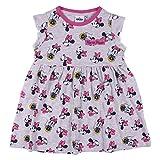 CERDÁ LIFE'S LITTLE MOMENTS 2200006985_T03A-C53 Vestidos de Bebe Niña de Minnie con Licencia Oficial Disney, Gris, 3 años para Niñas