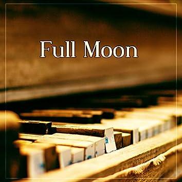 Full Moon – Jazz Music, Sensual Night, Moonlight Jazz, Piano Bar, Relaxation Music