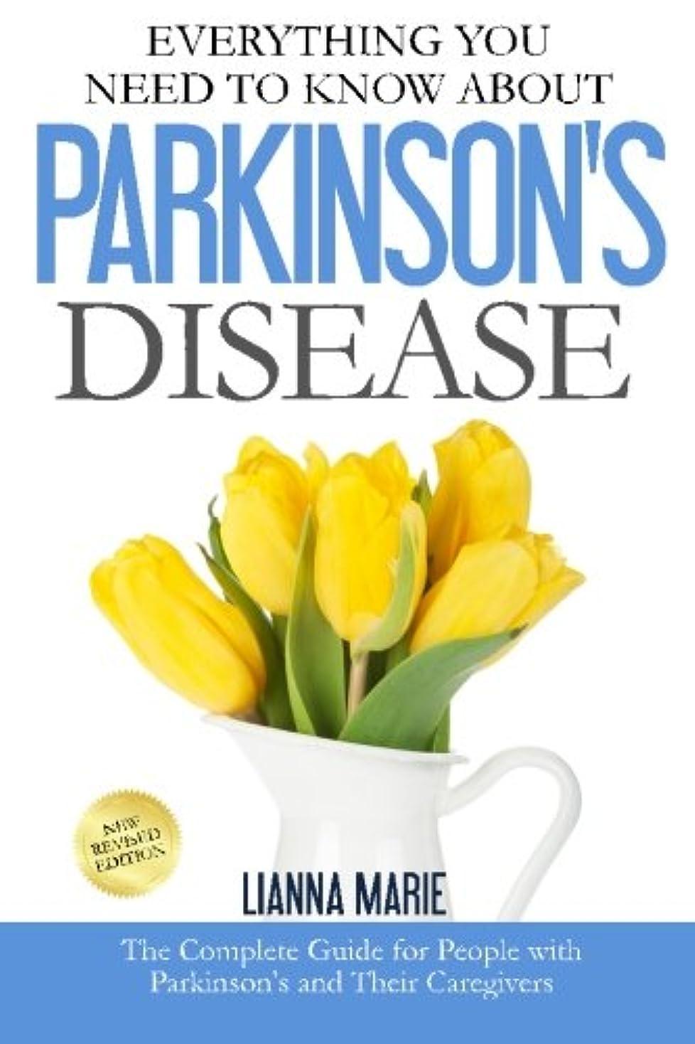 シーケンス成り立つ物理学者Everything You Need To Know About Parkinson's Disease