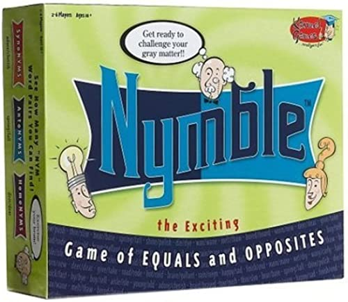 Nymble Game by Karmel Games