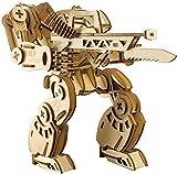 BENREN 3D Holzpuzzle, Selbstmontierende Mechanische Rüstung Modell Spielzeug Geschenk,...