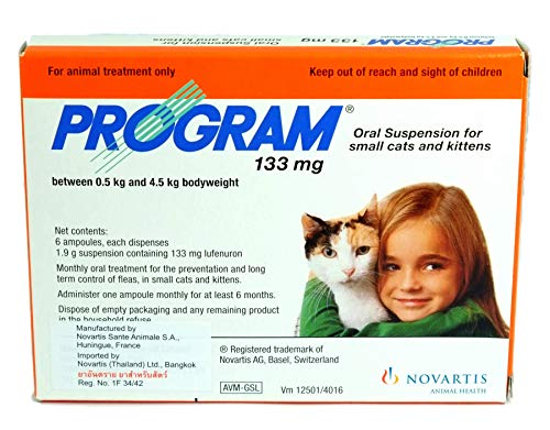 Pet Products Offering Program for Small Cat and Kittens Weight 1-10 lbs (0.5-4.5 kg)