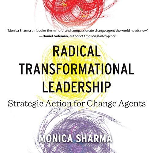 Radical Transformational Leadership audiobook cover art