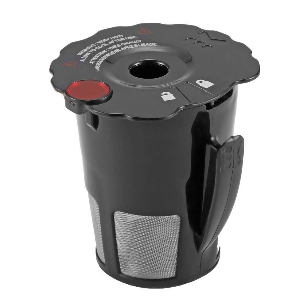 Donpow Filtro universal reutilizable de café en cápsulas K-Cup ...