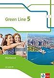 Green Line 5: Workbook mit Audio-CDs Klasse 9 (Green Line. Bundesausgabe ab 2014) - Harald Weisshaar