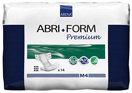 NRS Abena Abri-Form Premium All-In-One-Pads M4 (Anspruch auf Mehrwertsteuererleichterung in Großbritannien)