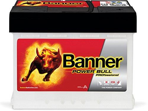 Banner Powerbull PRO Starterbatterie 12V, 50 Ah , 420 A (EN), P5040