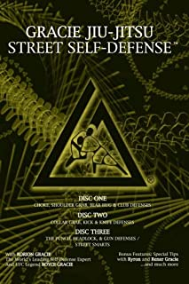 Gracie Jiu-Jitsu Street Self-Defense DVD