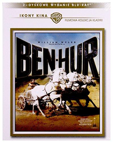 Ben-Hur [2Blu-Ray] [Region B] (Subtítulos en español)