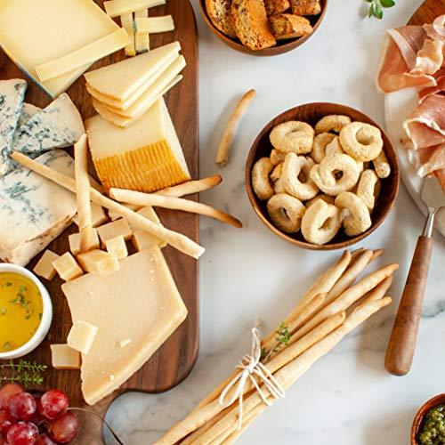 Italian Gourmet Luxuries in Gift Basket