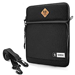 """Maximum fit model size: 11.10"""" x 8.84""""; Perfectly fit 2018-2020 12.9 inch New iPad Pro (3rd-4th Gen) with Apple Pencil and Smart Keyboard Folio or Logitech Slim Folio Pro Case US & Foreign Patent applied: CornerArmor armed in the bottom protect your ..."""