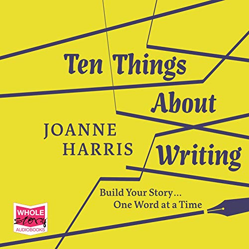 Ten Things About Writing cover art