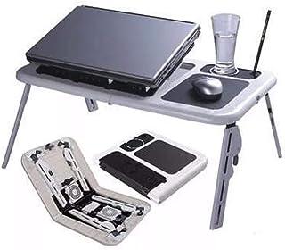 Mesa Dobrável Notebook Tablet 2 Cooler Mousepad Cabo USB