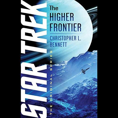 The Higher Frontier audiobook cover art