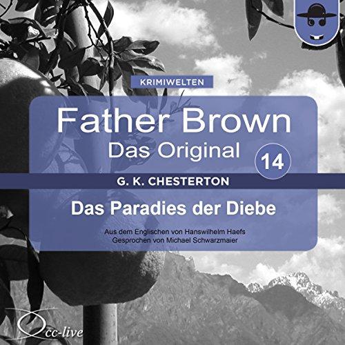 Das Paradies der Diebe (Father Brown - Das Original 14) Titelbild