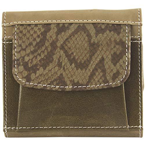 Sunsa Geldbörse für Damen Kleiner Leder Geldbeutel Portemonnaie mit RFID Schutz Brieftasche mit viele Kreditkarten Fächer Geldtasche Wallet Purses for Women das Beste Gift kleine Geschenk 81602