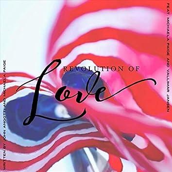 Revolution of Love (feat. ValLimar Jansen)