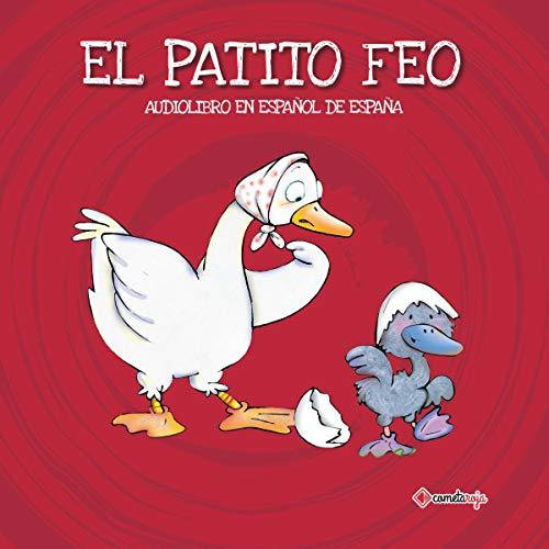 Diseño de la portada del título El Patito Feo