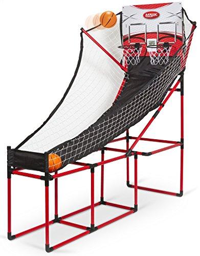 Majik Arcade Double Shot Basketball Game