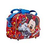 Mickey Mouse Say Cheese-Bolsa de Deporte, Rojo