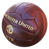 Manchester United offizielle Vintage Fußball