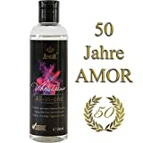Sonderedition 50 Jahre AMOR - 250ml Flasche AMOR Vibratissimo'PlayGel all-in-one' wärmendes,...