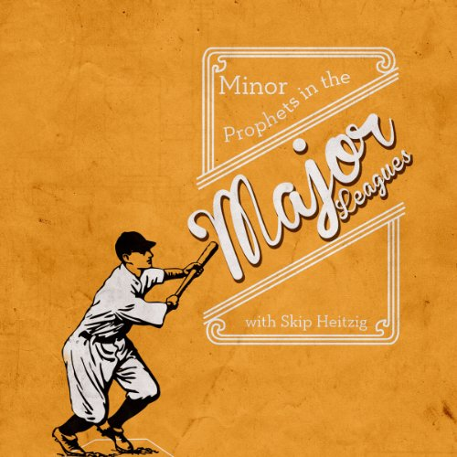 Minor Prophets in the Major Leagues audiobook cover art