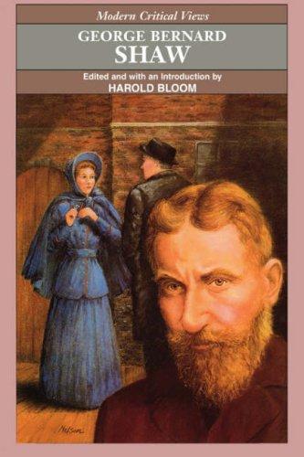 Download George Bernard Shaw (Bloom's Modern Critical Views) 0877546495