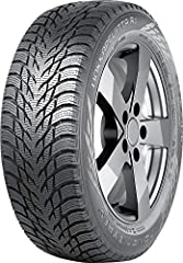 Nokian Hakkapeliitta R3 SUV Nordic winter tire is designed for high-performance sport utility vehicles, providing enjoyable driving feel and much-needed stability. The non-studded Nokian Hakkapeliitta R3 SUV comes with Aramid Sidewalls, which protect...