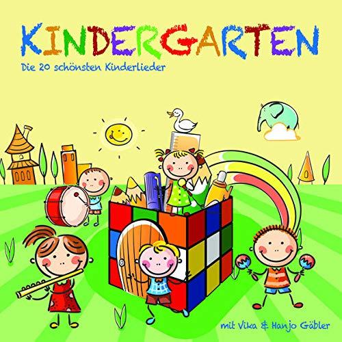 Kindergarten: Die 20 schönsten Kinderlieder