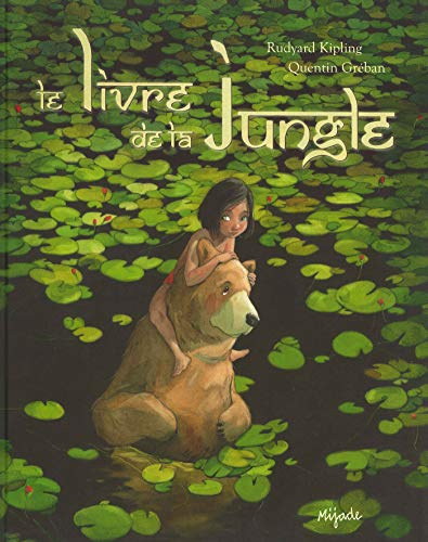 Le livre de la jungle (ALBUMS)