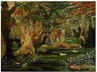 森の中で新しい眠っているキツネパズル500ピース木製大人のジグソーパズル色子供のための抽象絵画パズル教育玩具ギフト