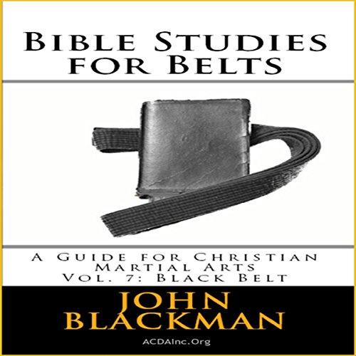 Couverture de Bible Studies for Belts