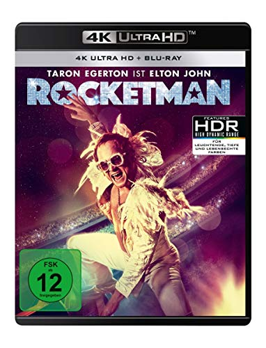 Rocketman (4K Ultra HD) (+ Blu-ray 2D)