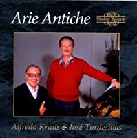 Arie Antiche by SCARLATTI / GLUCK / HANDEL (2012-08-14)