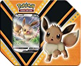 Pokemon V Powers Eevee Tin, Multicolor