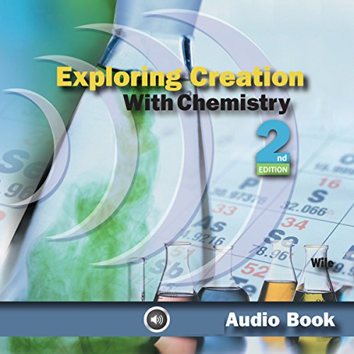 Exploring Creation with Chemistry audiobook cover art