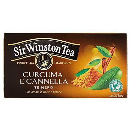 Sir Winston Tea Te' Curcuma E Cannella, 35g