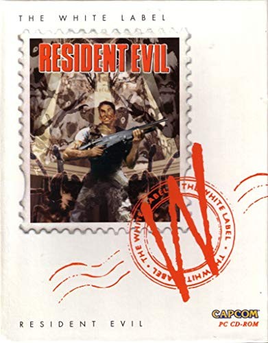 Resident Evil, The White Label, 1997, PC, Deutsch