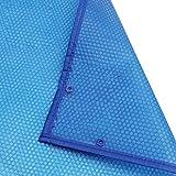 Cobertor Solar Piscina Cubierta solar rectangular para piscinas, cubiertas para...