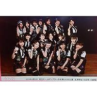 北澤早紀 生写真 2019年6月5日 岩立チームB シアターの女神 18:30公演 生誕祭 AKB48 グッズ