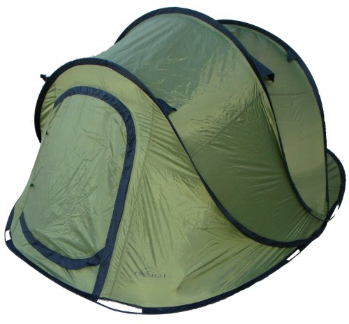 Pinnacle Tents Pop Up Camping Tent - 2 Person