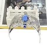 Ryhgg,Crowns,New Lost Diadem Tiara Crystal Crown Horcrux Cosplay Prop
