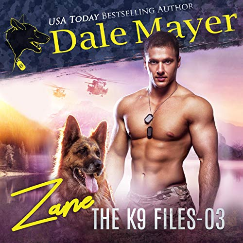 Zane audiobook cover art